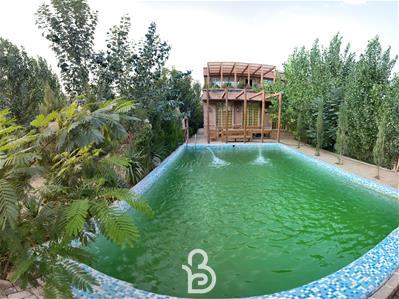 3000 متر باغ ویلا در مهرآذین