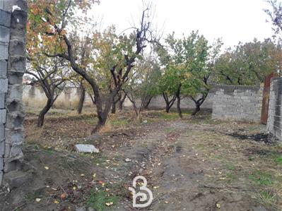 باغچه 1624متری چهردیواری ابراهیم اباد