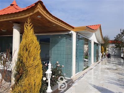 باغ ویلا 833 متری در لم اباد ملارد