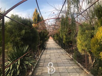 باغ بزرگ ۵۱۳۰ متری در کردزار شهریار