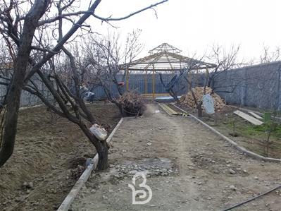 500 متر باغ ویلا در قپچاق