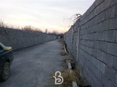 400 متر چهار دیوار در قبچاق