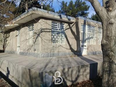 1500 متر باغ با بنای قدیمی و نامه عدم خلاف ملارد ویلای جنوبی