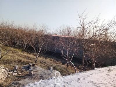 800 متر باغ چهار  دیوار لم آباد ملارد