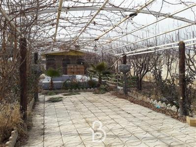 باغ ویلا 700 متری شاهدشهر