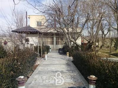 2200 متر باغ ویلا بنا قدیمی در خوشنام ملارد
