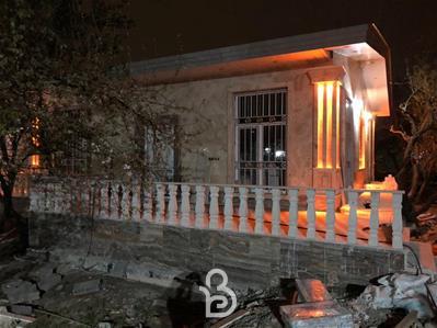 باغ ویلا در یبارک شهریار