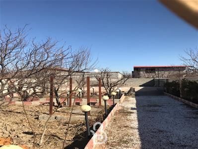 باغ خام 500 متری با 30 متر بنا