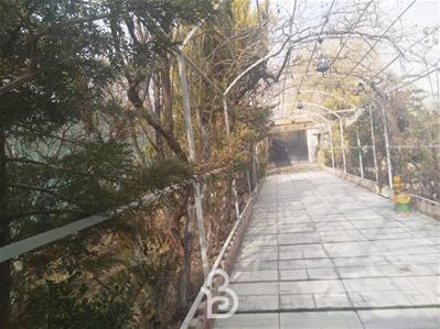 525 باغ ویلا در ملارد