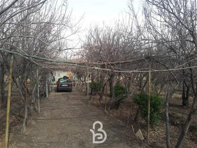 باغ ویلای قدیمی 2000 متری در شهریار