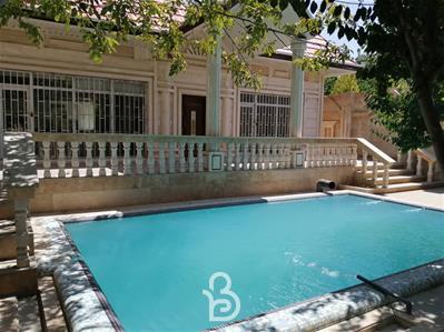 اجاره باغ ویلا دو خوابه با استخر روباز در ملارد