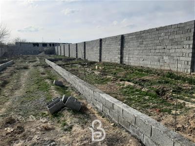 1100 متر باغ ویلا چهاردیوار در شهریار