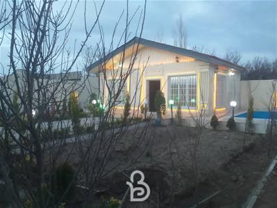 ۴۰۰متر باغ ویلا خوش قواره در ملارد