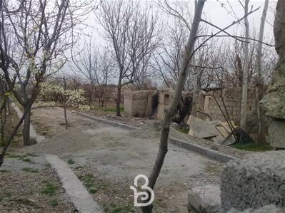 700 متر باغ با بنا قدیمی در کردامیر